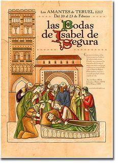 Cartel Bodas de Isabel de Segura 2014
