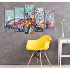 Vícedílný obraz Insigne Galimo, 102 x 60 cm Eames, Chair, Modern, Painting, Furniture, Home Decor, Art, Art Background, Trendy Tree