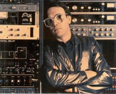 Trevor Horn - player, songwriter, producer extraordinaire - Buggles,Yes, Art of Noise, Paul McCartney, Seal, Propaganda, Petshop Boys, Simple Minds, Marc Almond - the list goes on.