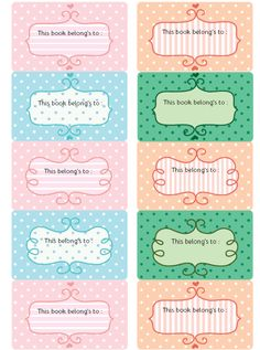Free Stationery and Multi-purpose Labels | Worldlabel Blog