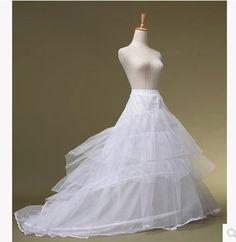 Bridal Wedding Underskirt Petticoat
