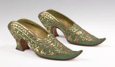 Pietro Yantorny shoes ca. 1914-1919 via The Costume Institute of the Metropolitan Museum of Art #1910s