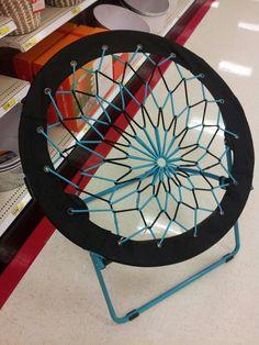 Bungee Cord Circle Chair Bungee Chair Bean Bag