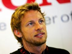 Jensen Button- Great F1 Driver and not bad looking...