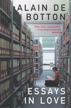 LUẬN VỀ YÊU. Tôi đã phải ghi chú nhiều khi đọc quyển sách này. Câu chuyện tình yêu, logic tình cảm và những lý giải vừa học thuật lại vừa gần đời thực của tác giả khiến tôi thấu hiểu hơn và thông cảm hơn. :) Essays in Love - Alain de Botton