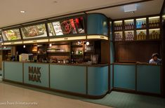 Mak Mak – Thai restaurant in Hong Kong - Asia Bars & Restaurants Restaurant Interior Design, Apartment Interior Design, Cafe Interior, Restaurant Concept, Thai Restaurant, Home Renovation Costs, Pastel Decor, Counter Design, Loft Spaces