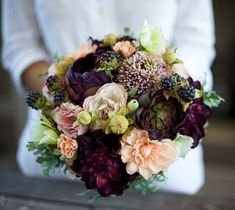 AMAZING Wedding Silk Succulent Peonies Dahlias and by Wedideas