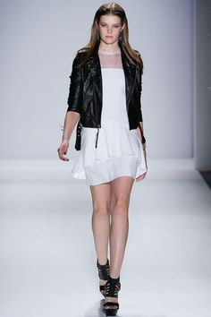 Nicole Miller Spring 2013 Ready-to-Wear - Look 16