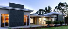 Designer Series Slimline is an external walling solution for your building. Light Colors, Colours, House Cladding, Building Materials, House Colors, Exterior Design, Natural Stones, Facade, Brick