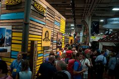 outdoor retailer show expo booth design - Google Search
