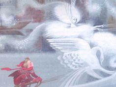 Русская художница-иллюстратор Ника Гольц / Nika Goltz - «Снежная королева»