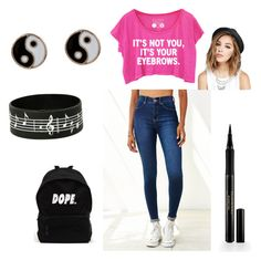 """""""Rock"""" by anna852281forever ❤ liked on Polyvore"""