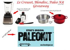 $1150 Giveaway from Civilized Caveman Cooking