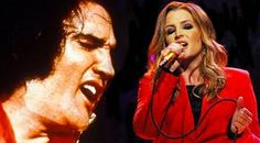 This unforgettable duet between the legendary King and his princess will absolutely leave you in a puddle of tears! In this amazing and beautiful digital combination of their voices during a special event put on byLisa Marie Presley, the audience is shocked to see this music video flash across t