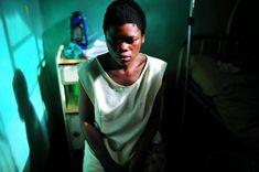 : Rape in the Democratic Republic of Congo, Lynsey Addario