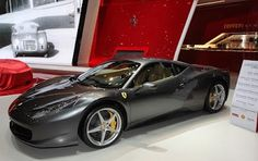458 Italia - Geneva Car Show One of the latest technological icons from Ferrari. - The Motor Show My Dream Car, Dream Cars, Ferrari 458, My Ride, Amazing Cars, Hot Cars, Car Show, Exotic Cars, Motor Car