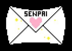 senpai has mail. senpai has mail. Kawaii Quotes, Mood Gif, Aesthetic Letters, Otaku Issues, Nishinoya Yuu, Yandere Simulator, Kawaii Shop, Cool Animations, Cute Anime Couples