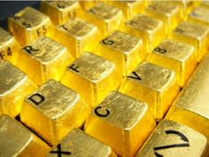 gold leaf keys!!