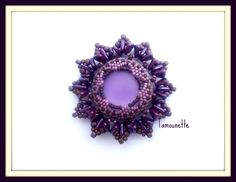 And the first Anais Brooch is coming from Nicole Vandenreydt. Beautiful! Thank you for sharing!