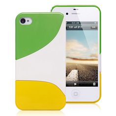 Tricolor -iPhone 4 &amp. 4S Hard Case « Holiday Adds