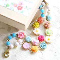 Chelsea Gardens Bracelet by Nest Pretty Things