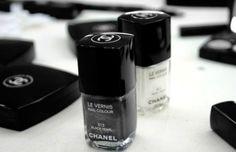 Chanel Nail Polish #nails