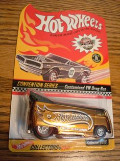 hot wheels vw drag bus | Hot Wheels VW Drag Bus - Phil Riehlman no tampo