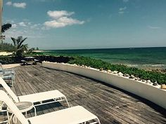 Best+Romantic+Beachfront+House,+step+onto+French+Leave+Beach,+Year+Round+Fab+++Vacation Rental in Bahamas from @homeaway! #vacation #rental #travel #homeaway