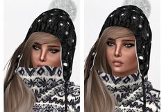 Sims 4 CC's - The Best: Jamila by Eyemyth Sims