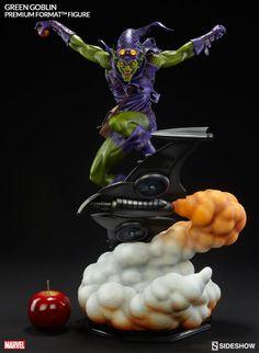 BLOG DOS BRINQUEDOS: Green Goblin Marvel Premium Format(TM) Figure