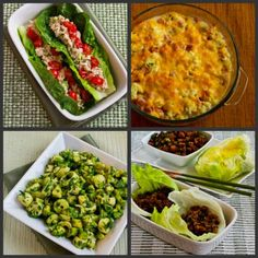 Kalyn's Kitchen®: South Beach Diet Phase One Recipes Round-Up for January 2012 (Low-Glycemic Recipes)