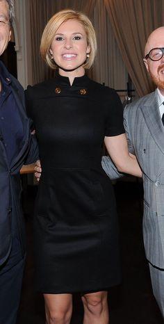 Tessa Bonhomme, Cold Shoulder Dress, High Neck Dress, Dresses, Fashion, Turtleneck Dress, Vestidos, Moda, Fashion Styles