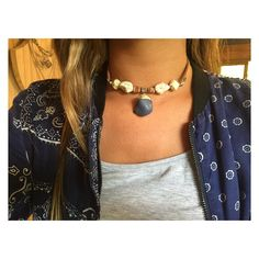 Collar necklace Aitana