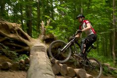 Alum Creek State Park - Ohio. 14 miles of mountain bike trails. Link to trail map: http://parks.ohiodnr.gov/Portals/parks/PDFs/parks/Maps/Alum_Creek/alumcreektrailmap.pdf