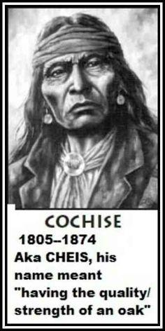 Chiricahua Apache: