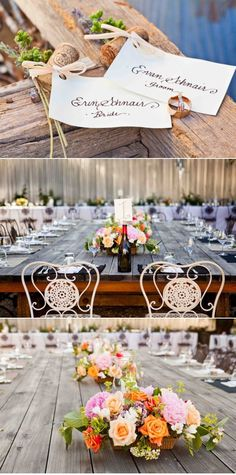 One of our Wedding's published on Style Me Pretty today! Gorgeous rustic wedding!