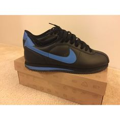 Men's Nike Cortez Basic Leather 06 Shoe In like new condition. Worn only a few times. Original box included. Sorry price is firm. Will keep if not sold. Nike Shoes Sneakers