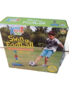 SWING FOOTBALL CHILDREN'S OUTDOOR SUMMER GARDEN TOY GAMES