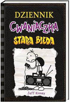 Dziennik cwaniaczka 10 Stara bieda - Książki dla dzieci 7-13 lat