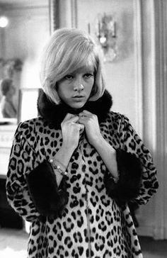 Sylvie Vartan - Chanteuse Sylvie Vartan rolled with the right crowd in '60s Paris, calling Yves Saint Laurent one of her closest collaborators. That relationship bore some of the decade's best outfits, like the two pairs of crystal-studded jeans Vartan and her then-husband, Johnny Hallyday, wore to perform a duet. Off the stage, she favored minidresses with girlish collars, Mary Janes, and plush furs, helping to define France's nascent yé-yé girl movement. (Think of yé-yé style as the…