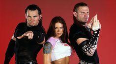 Wrestling Redux: The Hardy Boyz and Lita