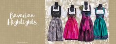Traditional wear and Dirndl and Lederhosen