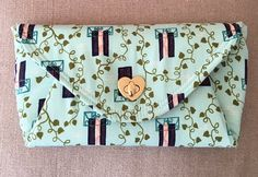 Clutch Bag Day/Evening by MondayBags on Etsy