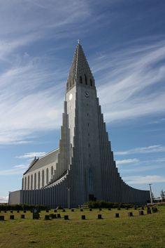 Reykjavik, Hallgrimskirkja | Flickr - Photo Sharing!