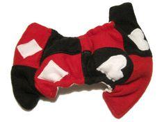 Harley Quinn Themed Diaper by Babysuperhero on Etsy, $29.95