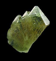 Titanite var. Sphene from Dassu, Shigar Valley, Skardu District, Baltistan, Northern Areas, Pakistan
