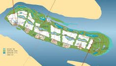 Image result for shanghai greenport chongming Island Map, Master Plan, Shanghai, River, How To Plan, World, City, Image, Island