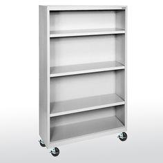 """Mobile 58"""" Standard Bookcase"""