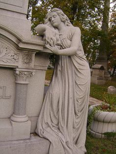 Forest Lawn Cemetery in Buffalo, NY