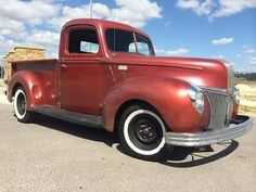 Ford : Other Pickups base 1941 Ford Pickup Retro Traditional Rat Hot Rod V8 P/S, P/B Drive Now LOOK VIDEOS - http://www.legendaryfind.com/carsforsale/ford-other-pickups-base-1941-ford-pickup-retro-traditional-rat-hot-rod-v8-ps-pb-drive-now-look-videos-2/